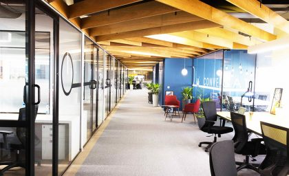 GoodWorks Cowork – A Design Inspired Coworking Space.