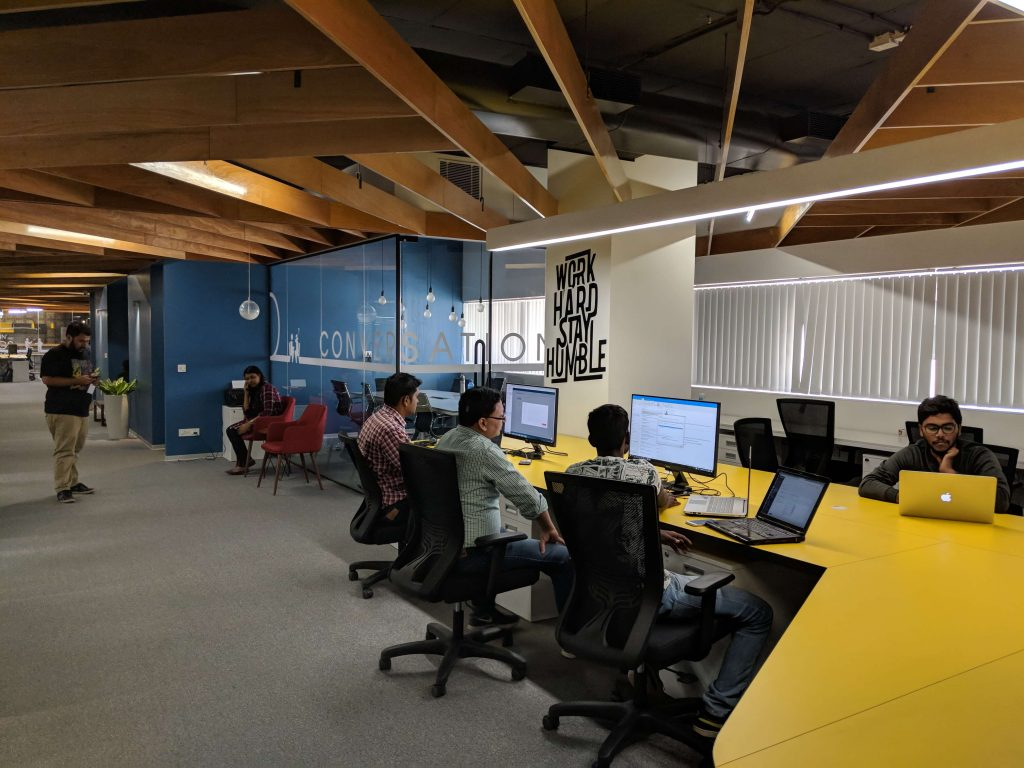 coworking space in whitefield - goodworks cowork