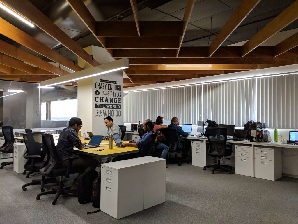 Coworking space in Whitefield, Bengaluru