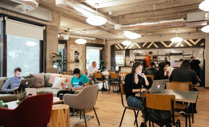 Coworking Space Demand On Rise