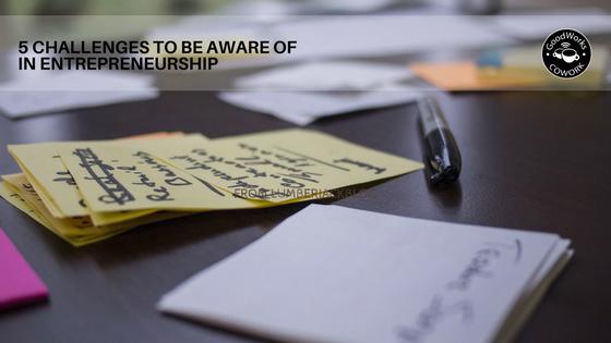 5 challenges of entrepreneurship