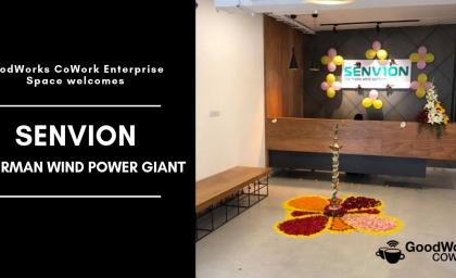Senvion – German Wind Power Giant in GoodWorks CoWork Enterprise