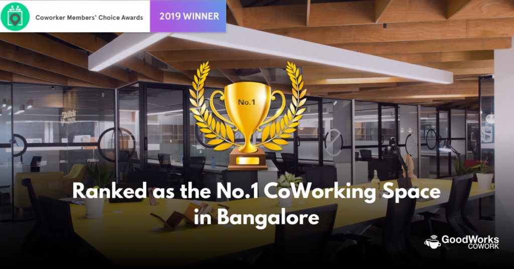 No 1 Coworking Space in Bangalore