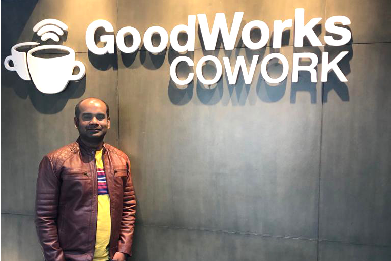 GoodWorks Cowork Leadership Team Naveen Reddy
