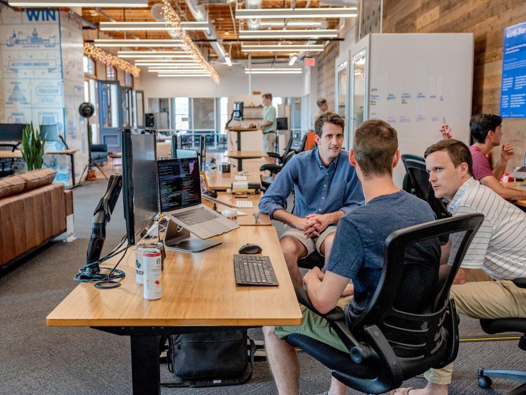 Goodworks Cowork Coworking Revolutionized Workspaces